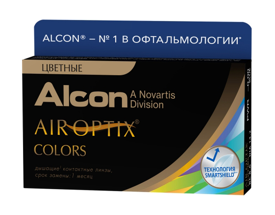 Купить Air Optix Colors (2 линзы)